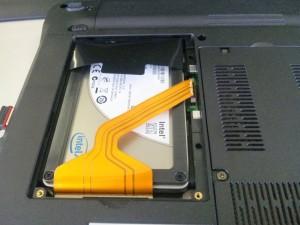 LOOX C  インテル SSD