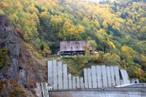 豊平峡ダム ハウス
