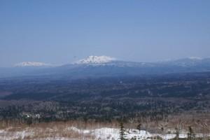 藻琴山からの風景