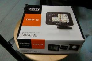SONY NV-U35