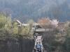 白川郷入り口の橋